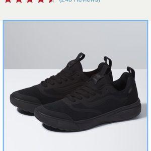 NWT Vans ultrarange rapidweld sneakers